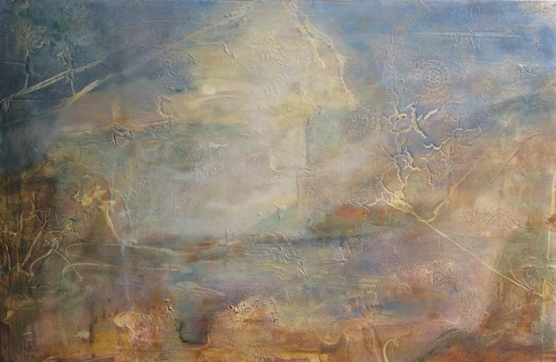 "Serenity | 24"" x 36"" oil on panel"