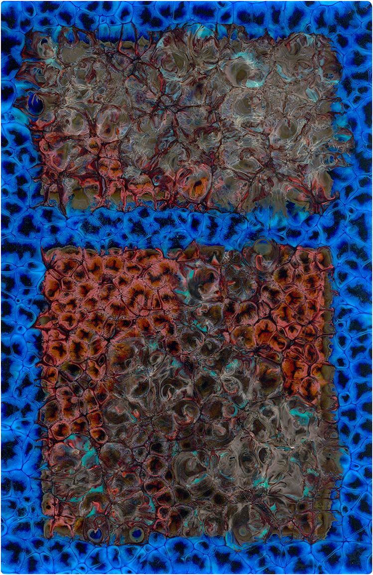 Subterranean Fields 15 x 23
