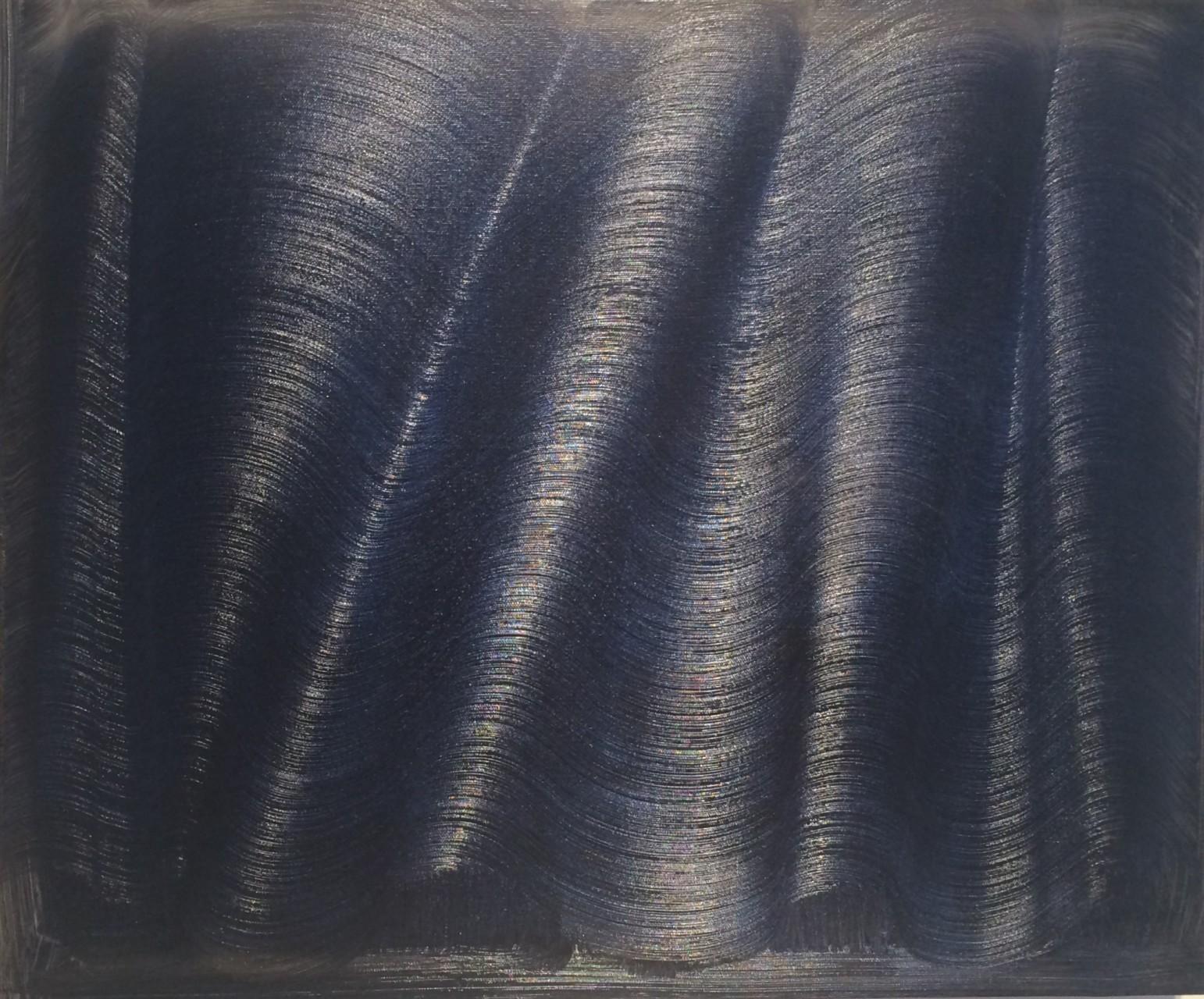 "Wavelength 20"" x 24"" oil on canvas"